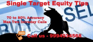 equity intraday tips