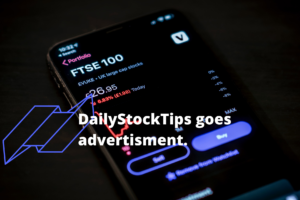 Daily stock tips fintech advertise